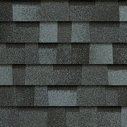 Гибкая черепица Owens Corning Duration AR SLATESTONE GRAY